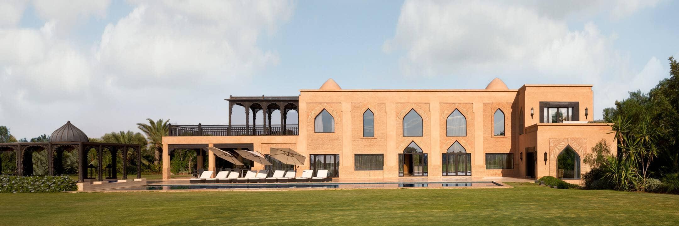 Luxury rentals in Marrakesh