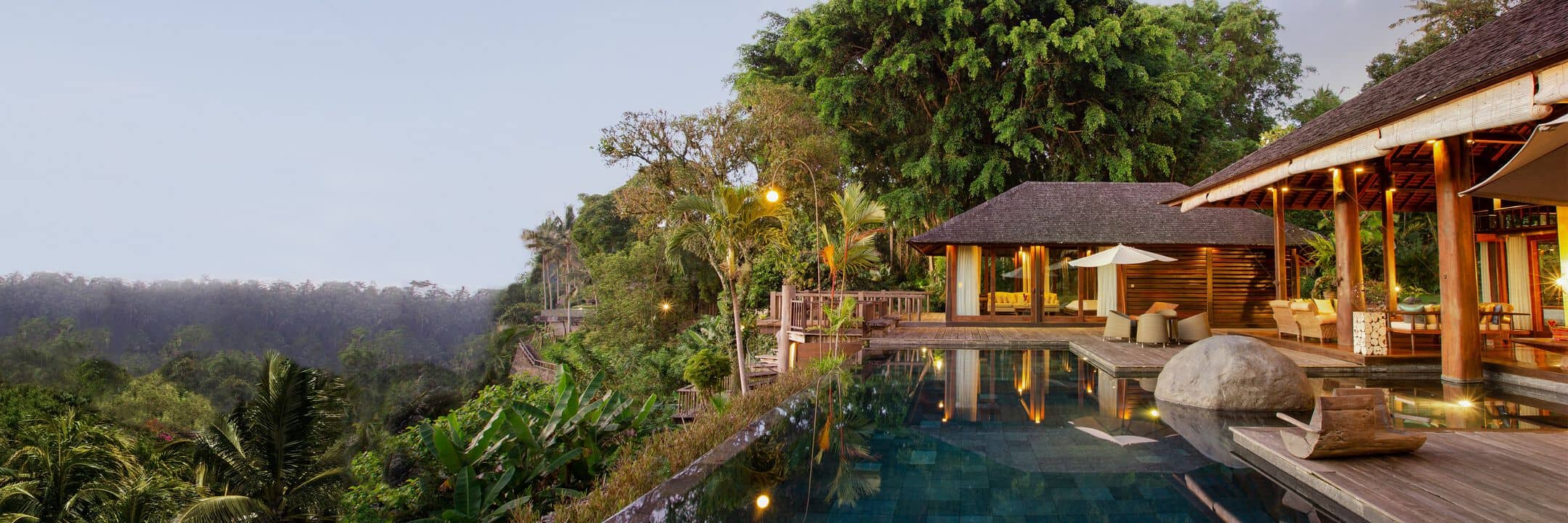 Luxury rentals in Bali