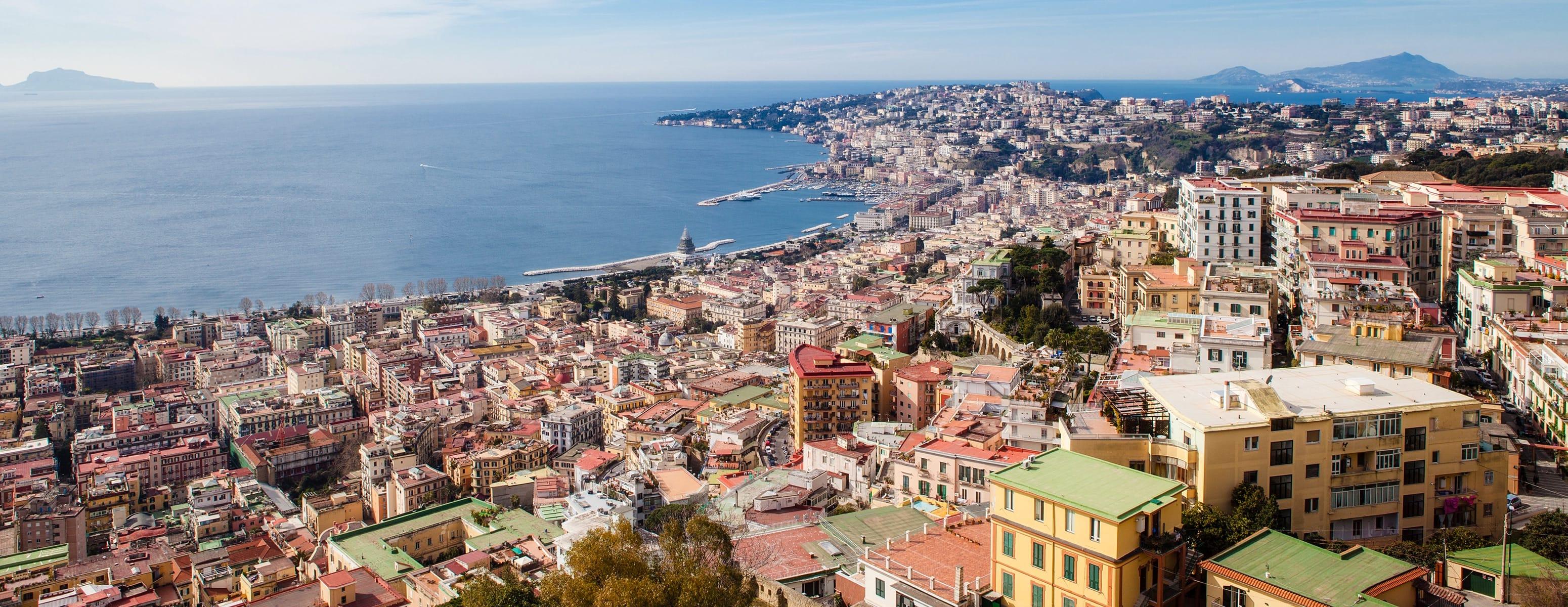 Alquileres vacacionales en Nápoles