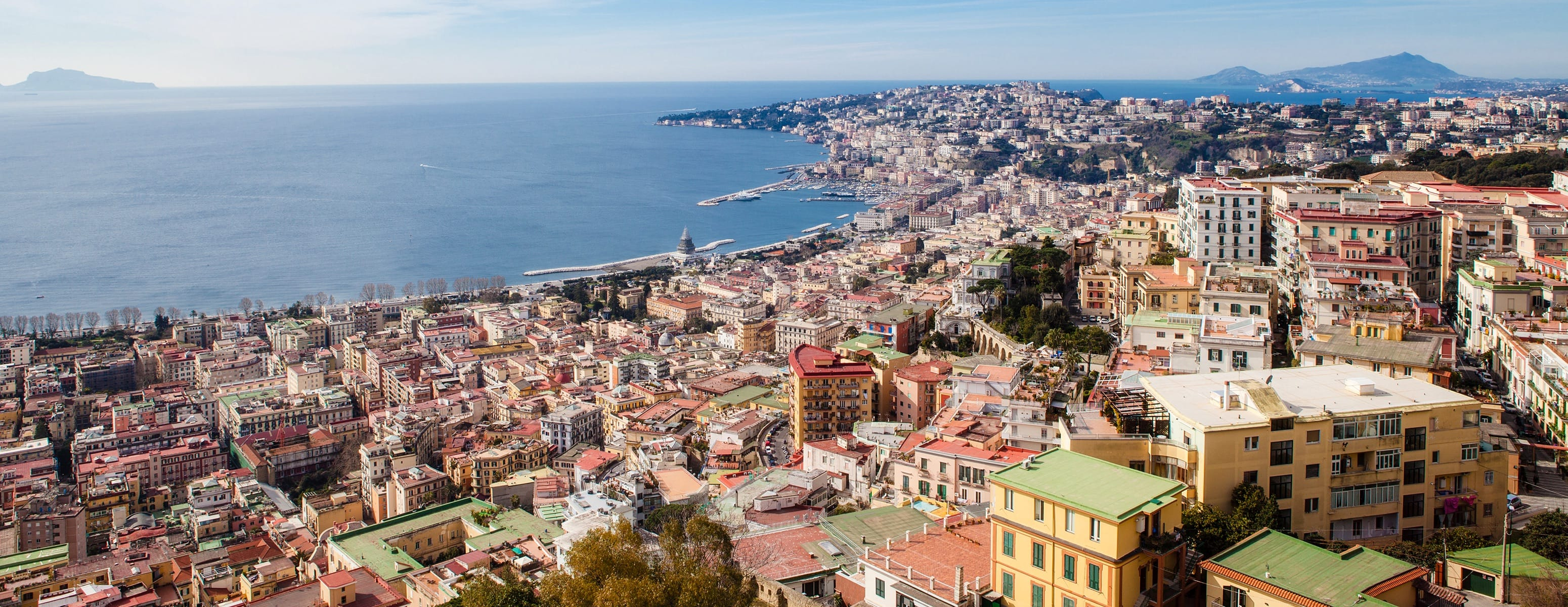 Metropolitan City of Naples的度假屋