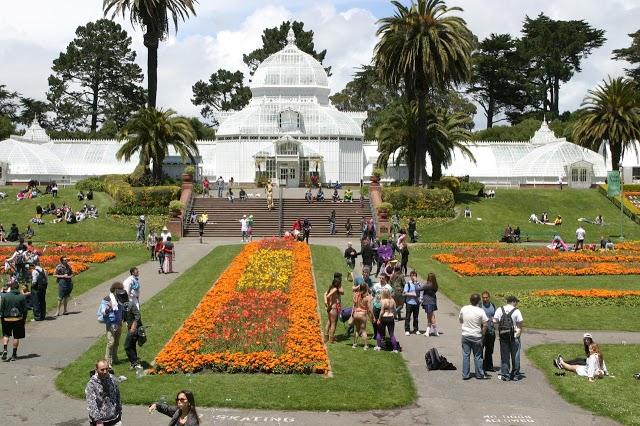 Photo of Golden Gate Park