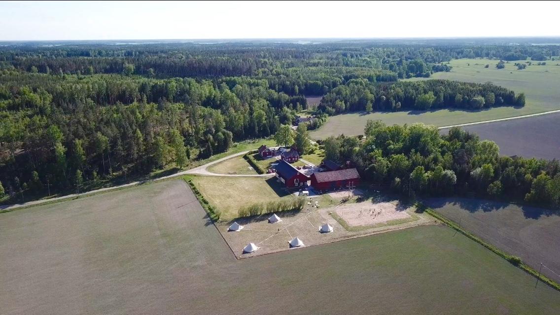 Lyxtält på landet Tält att hyra i Enköping N, Uppsala län