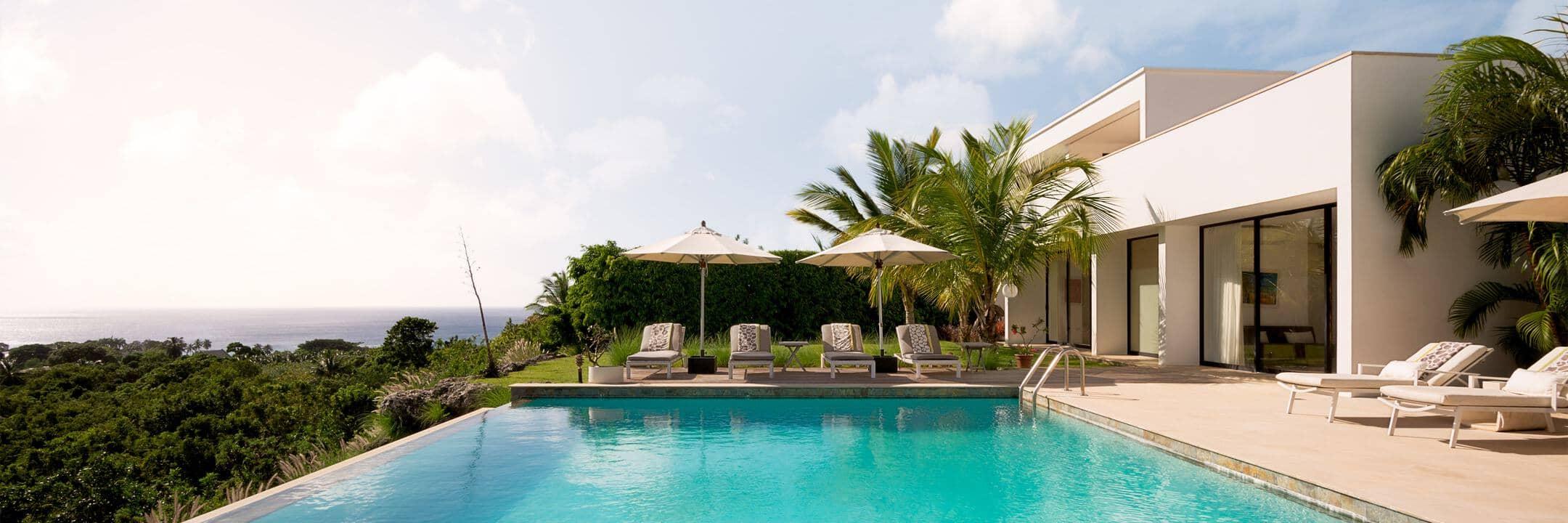 Luxury rentals in Barbados