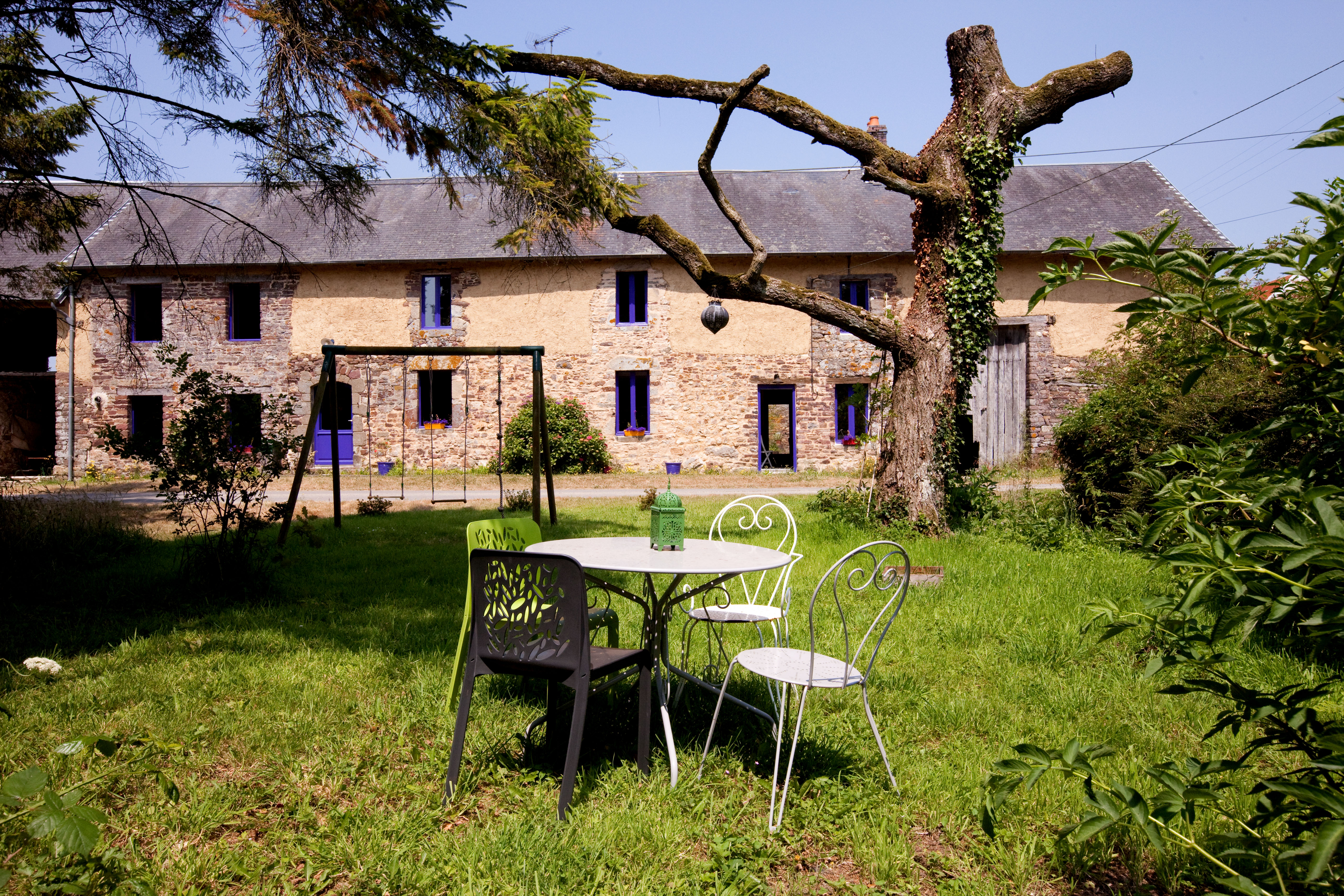 Quiet Gite In Picturesque Normandy Houses For Rent In Cerisy La Salle France