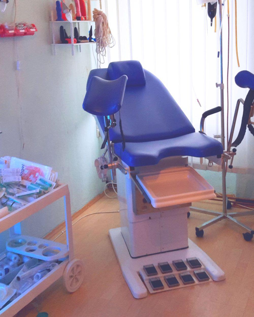 Klinik dresdner fetisch Klinik und