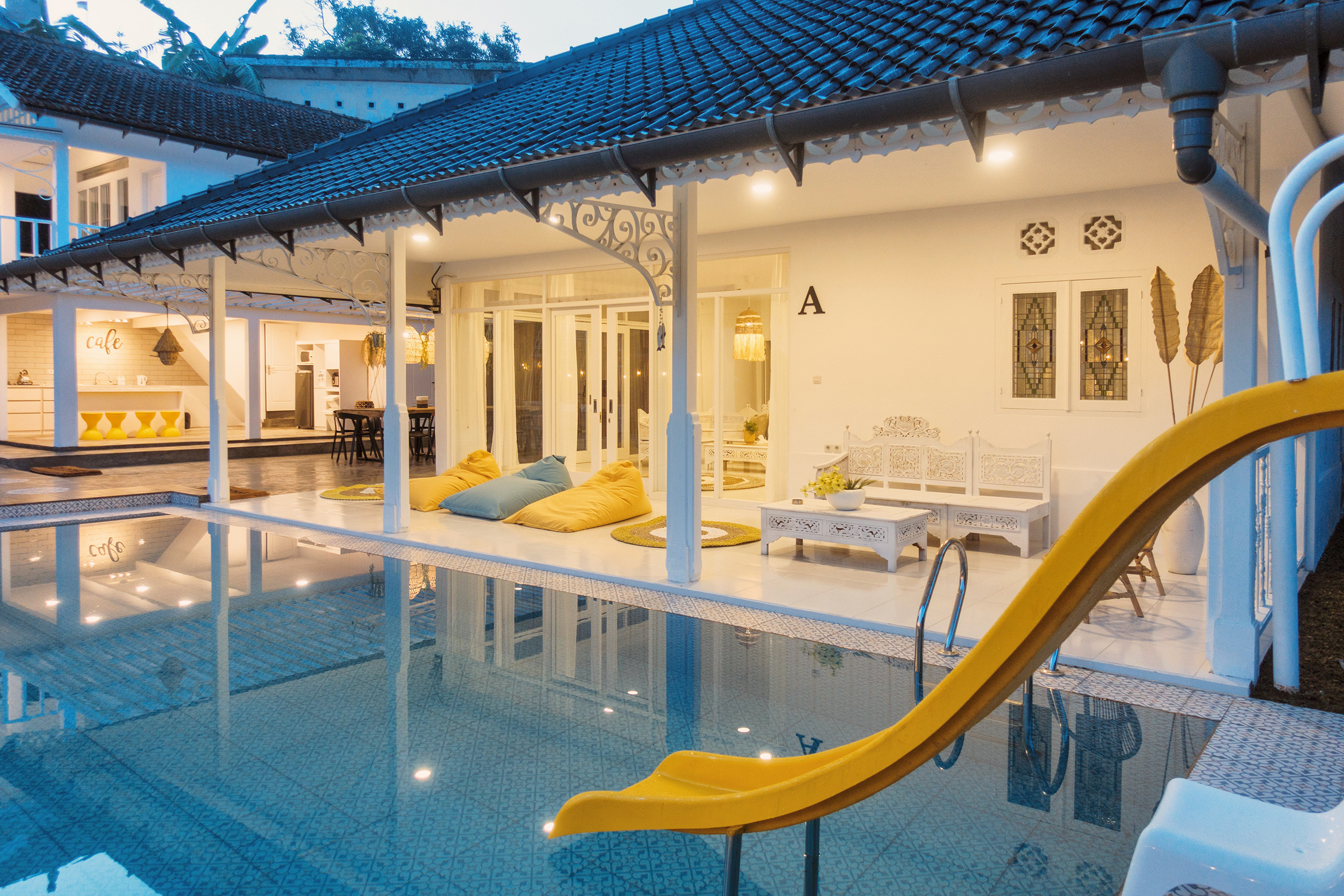 Jasa Kontraktor Pembangunan Villa & Resort Jakarta Berpengalaman