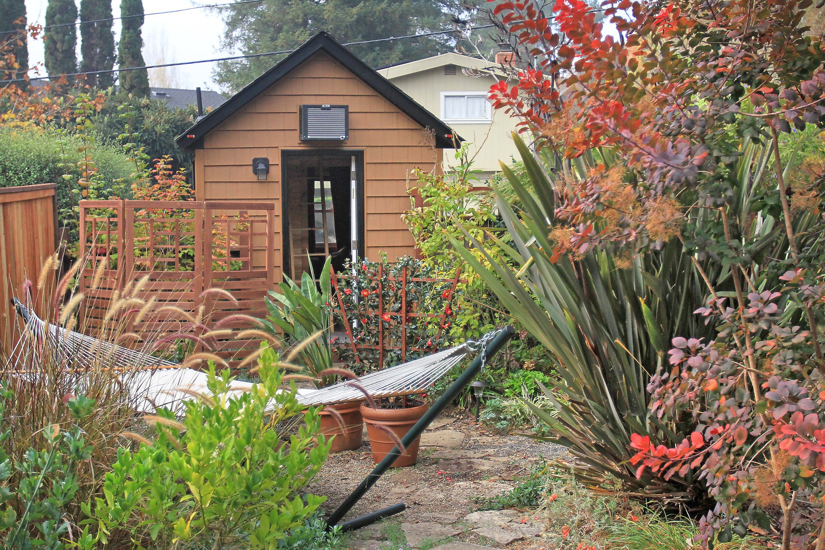 Cozy Tiny House Discounts For Longer Stays Tiny Houses For Rent In Mill Valley California United States