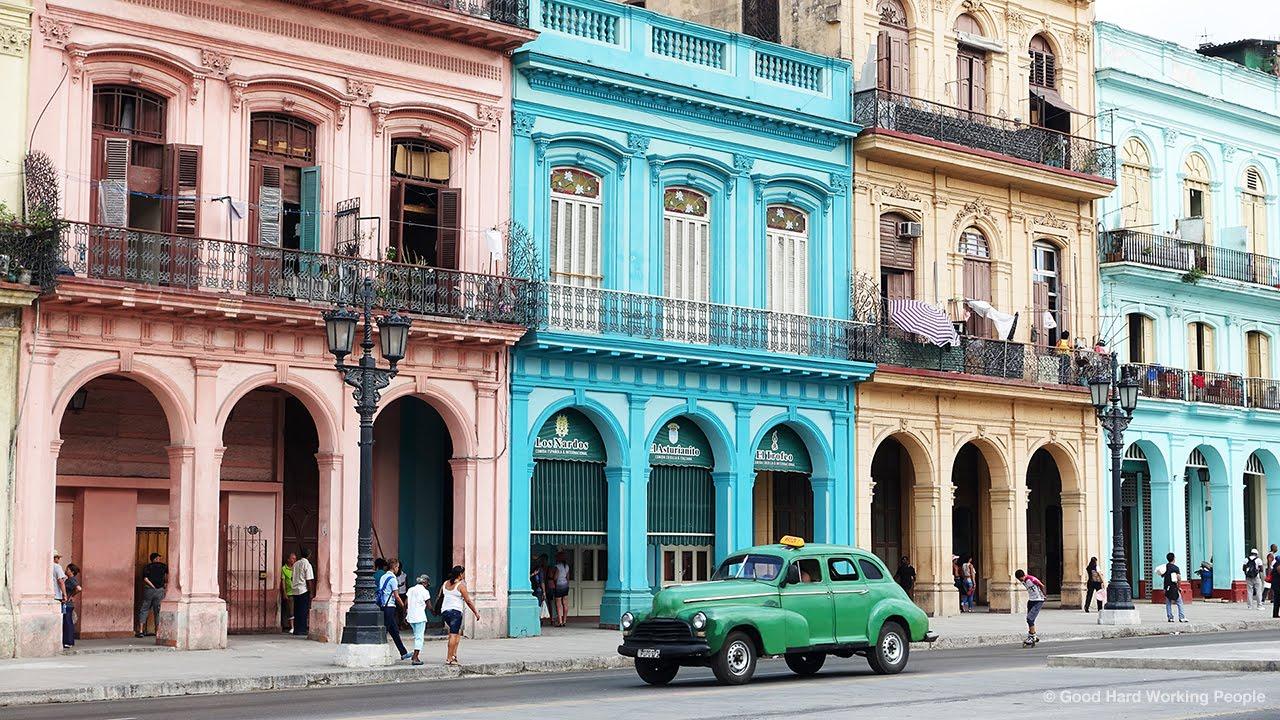 La Habana Vieja (Old Havana)