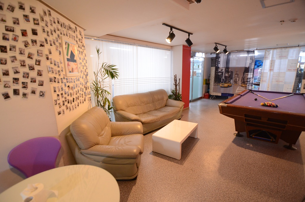 1 Bed In 8 Female Dorm Room With Nice Common Area Guesthouses For Rent In Seodaemun Gu Seoul South Korea