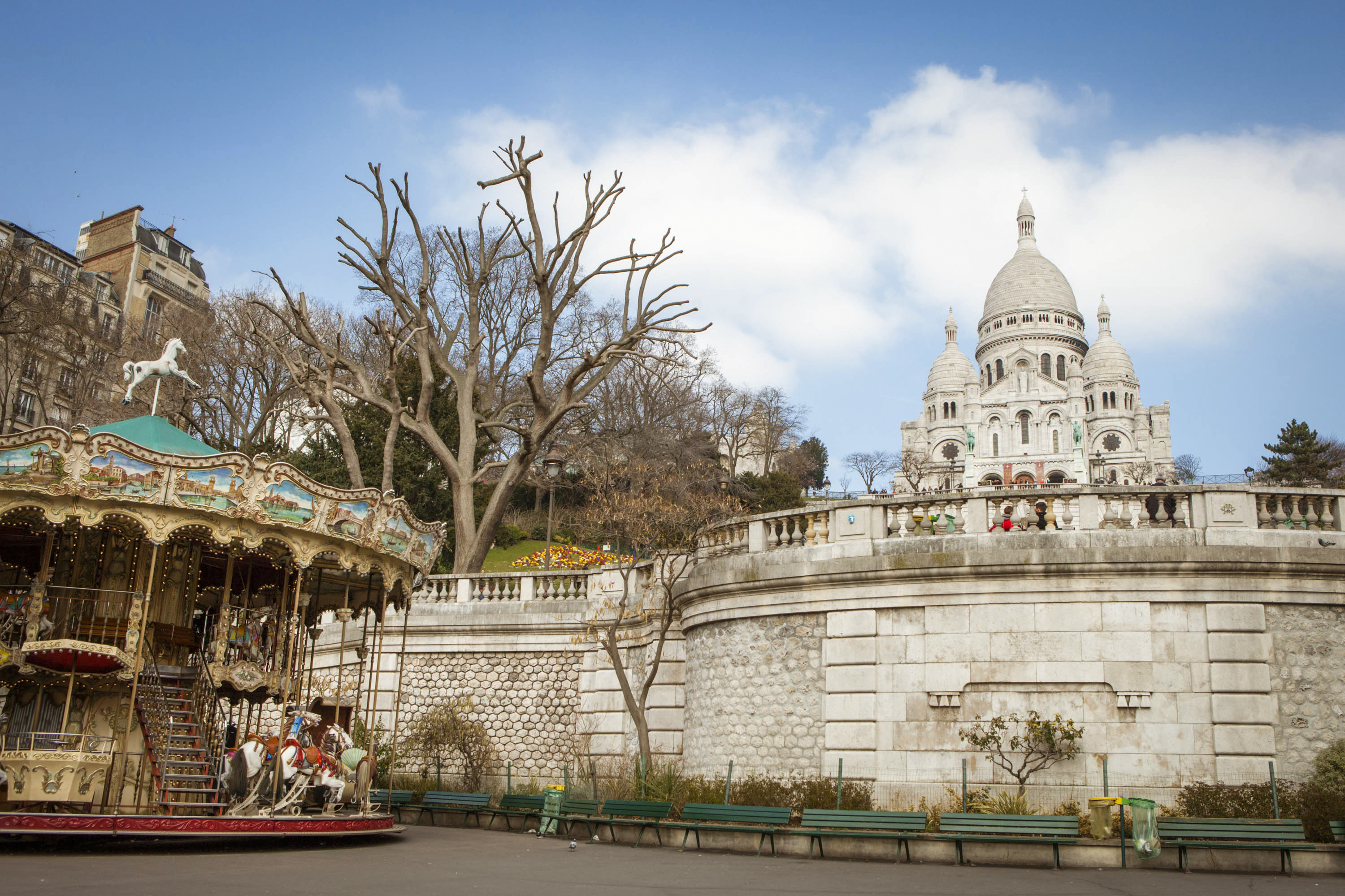 Photo of Montmartre