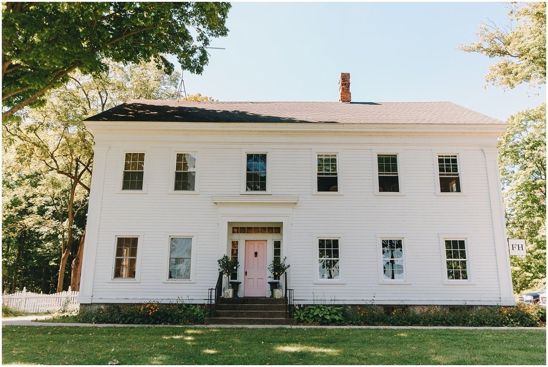 Farrand Hall Casas En Alquiler En Colon Michigan Estados Unidos