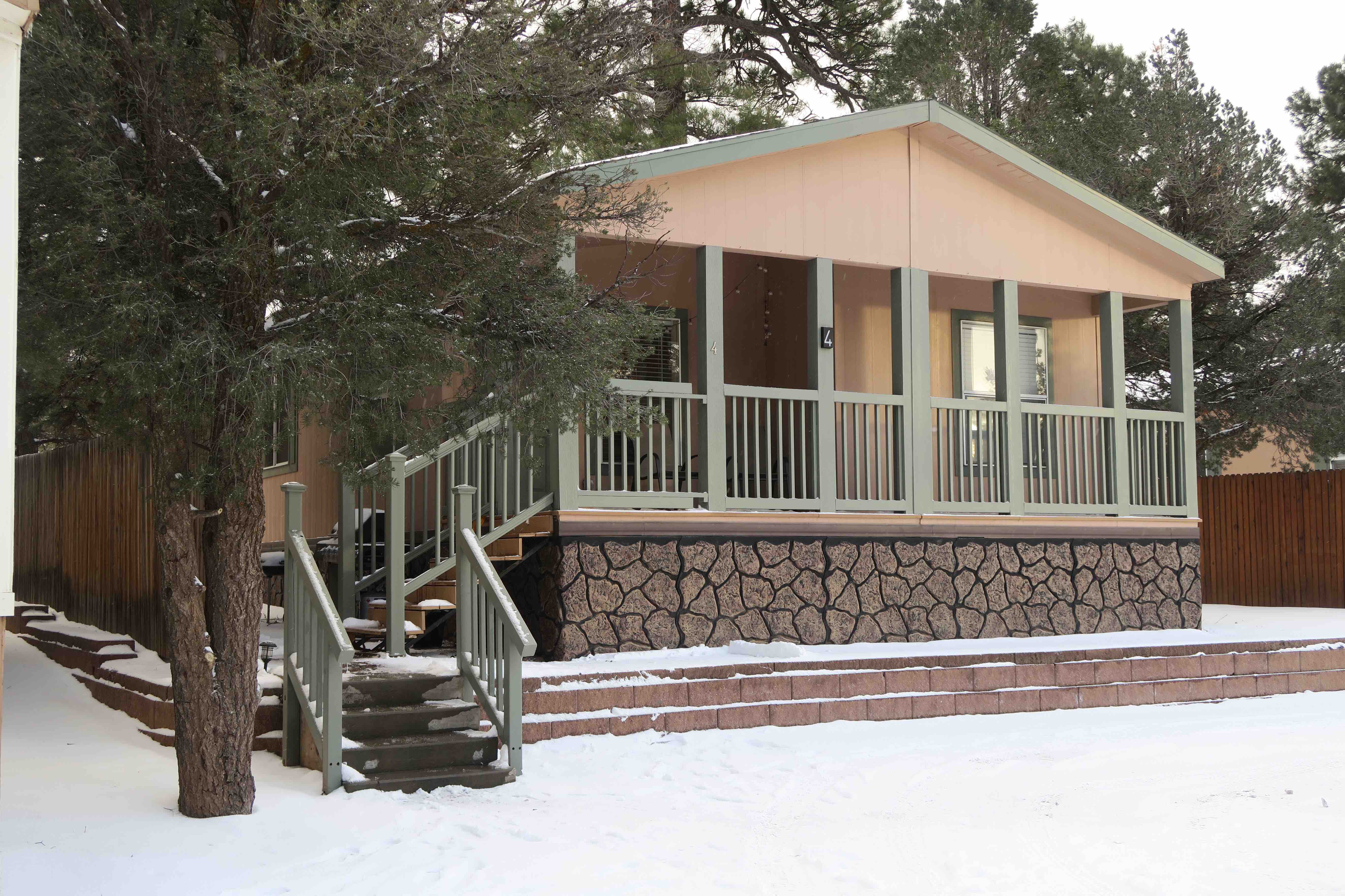 Grand Canyon Bungalow 4 At Grand Canyon Bungalows For Rent In Grand Canyon Village Arizona United States