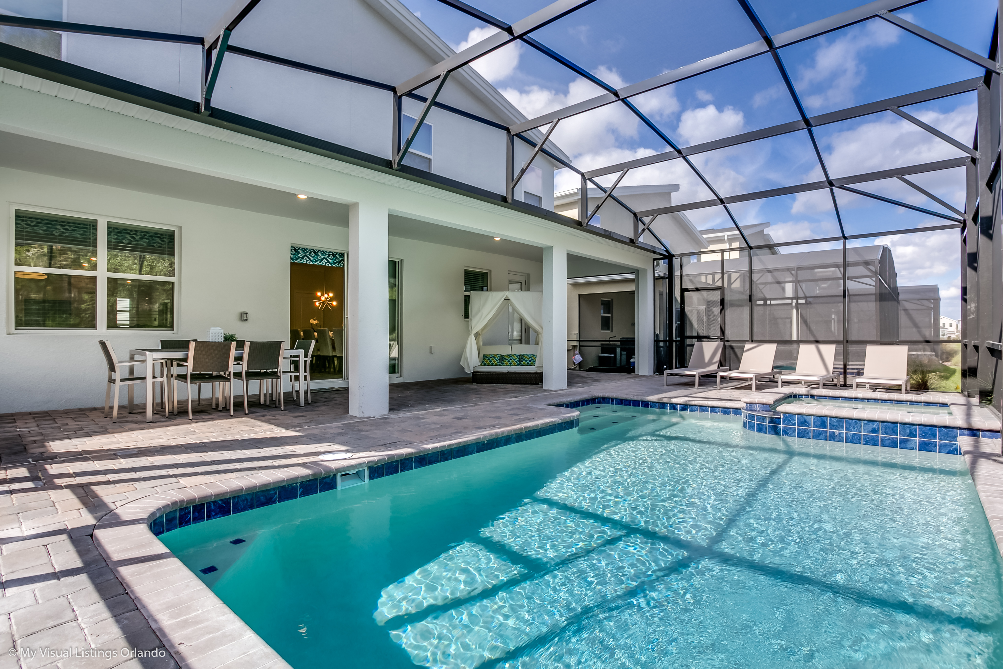Sleeps 27 Game Room Pool Spa Movie Theater Houses For Rent In Kissimmee Florida United States