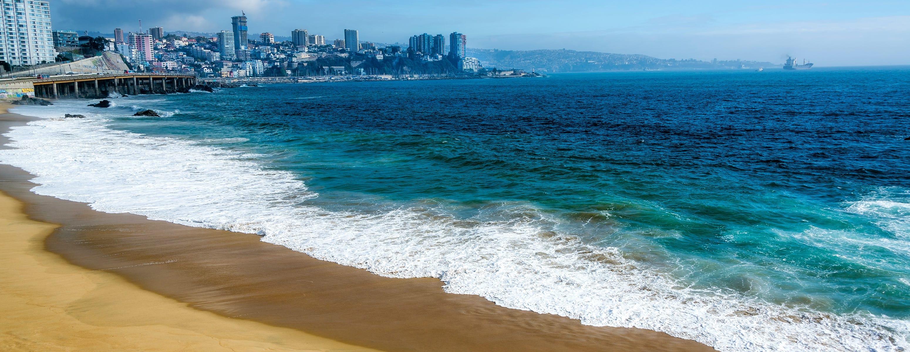 Vacation rentals in Reñaca beach