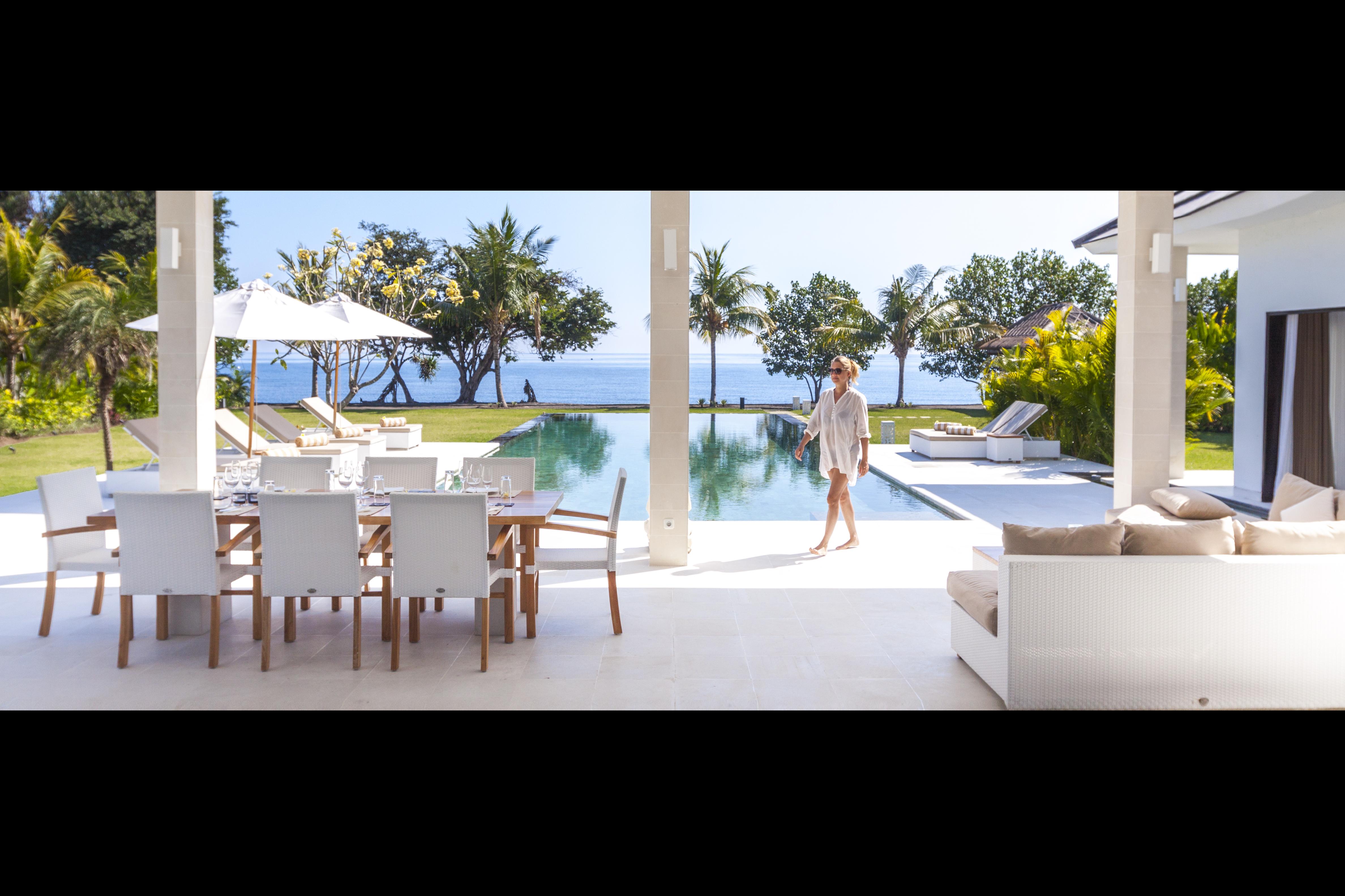 Modern Beach Villa Lovina Bali Villa Mathan Villas For Rent In Sawan Bali Indonesia