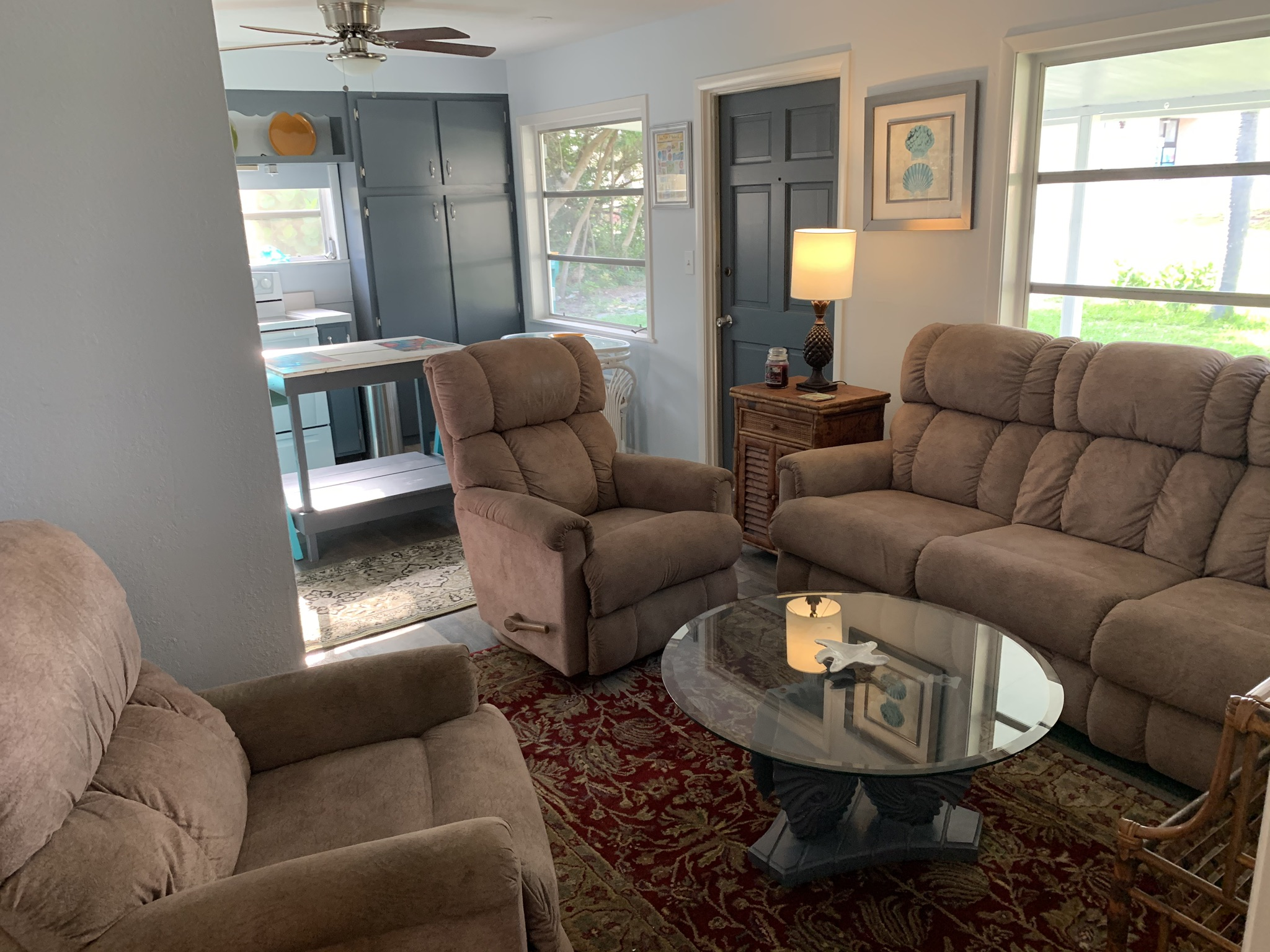 Fishing Cottage with dock, 3 miles from Beach - Cottages ...