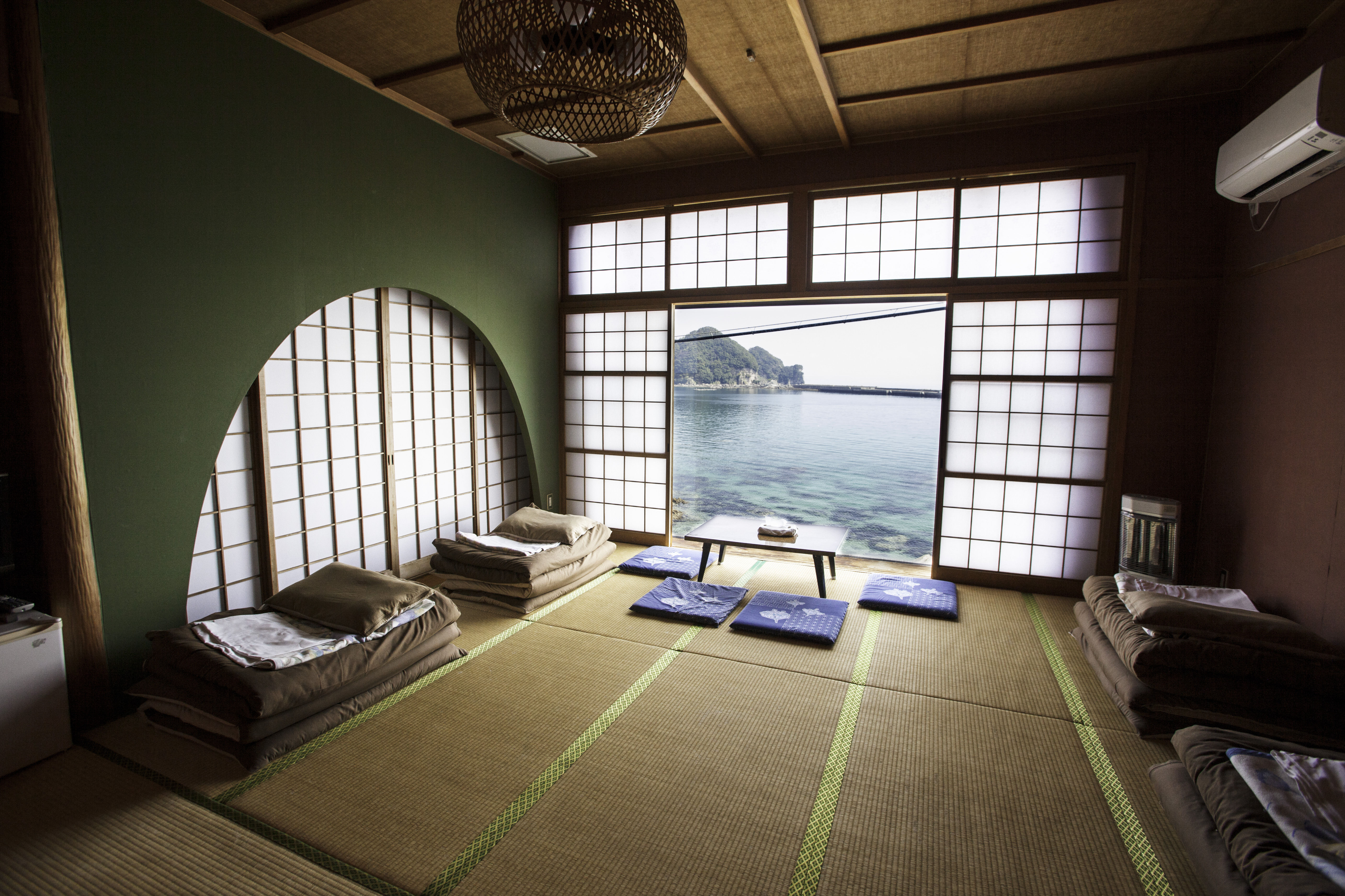 Japanese Style Room For 5 People With Ocean View Nagasaki Shi Japan Airbnb