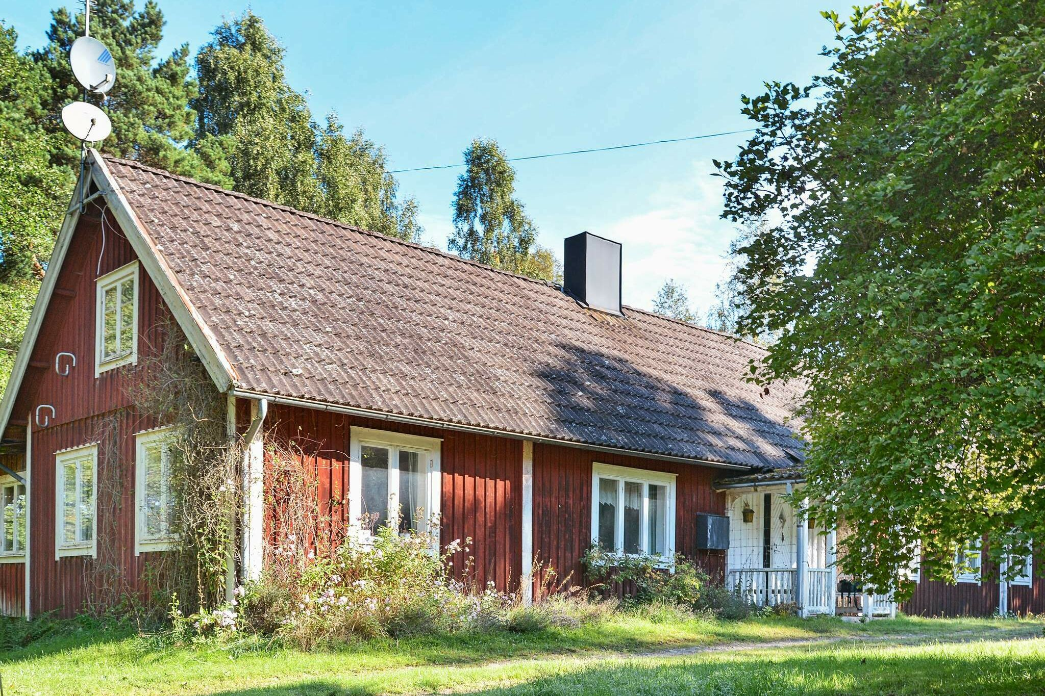 Photo: Svarta Bergen i Lönsboda