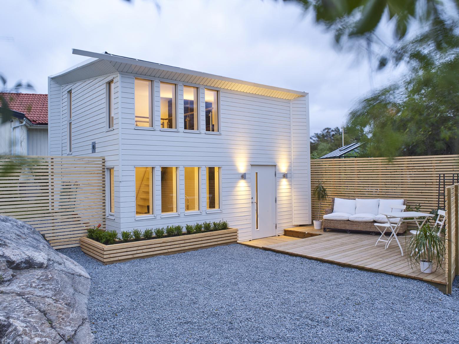 Hus med med utsikt ver Hjuviks hamn - Houses for - Airbnb