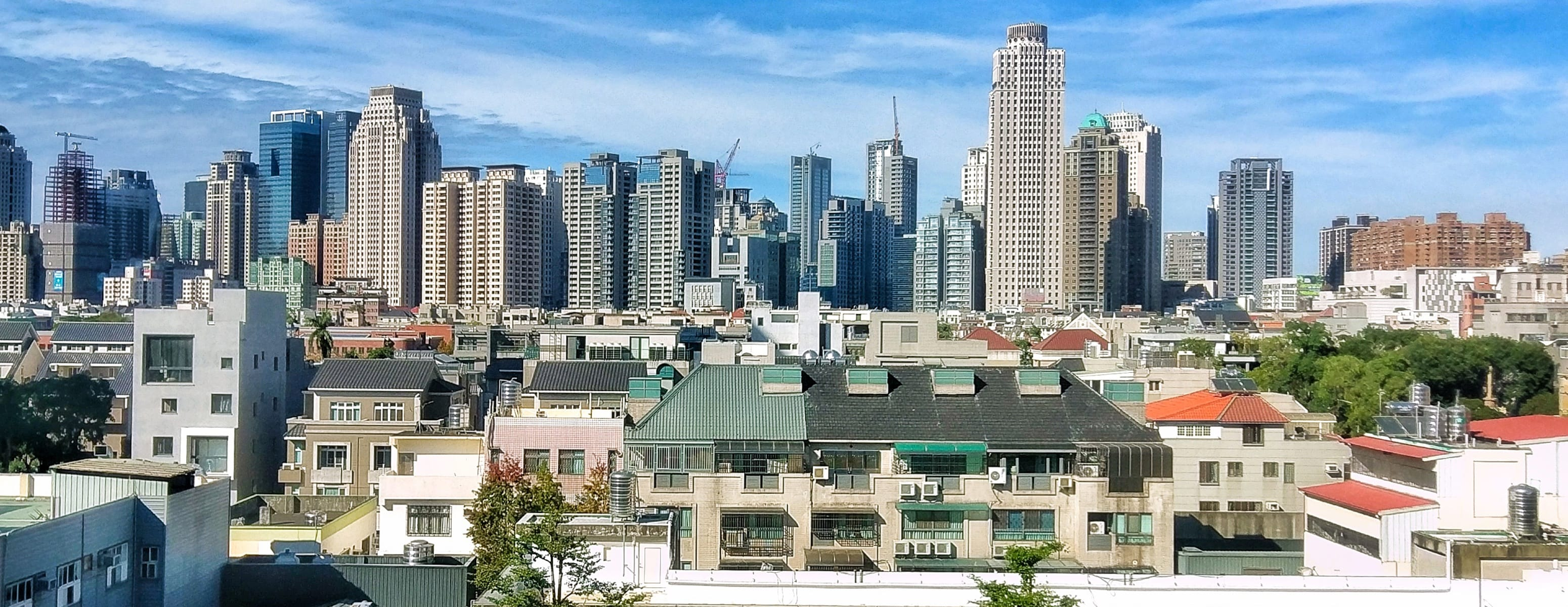 Vacation rentals in Taichung City