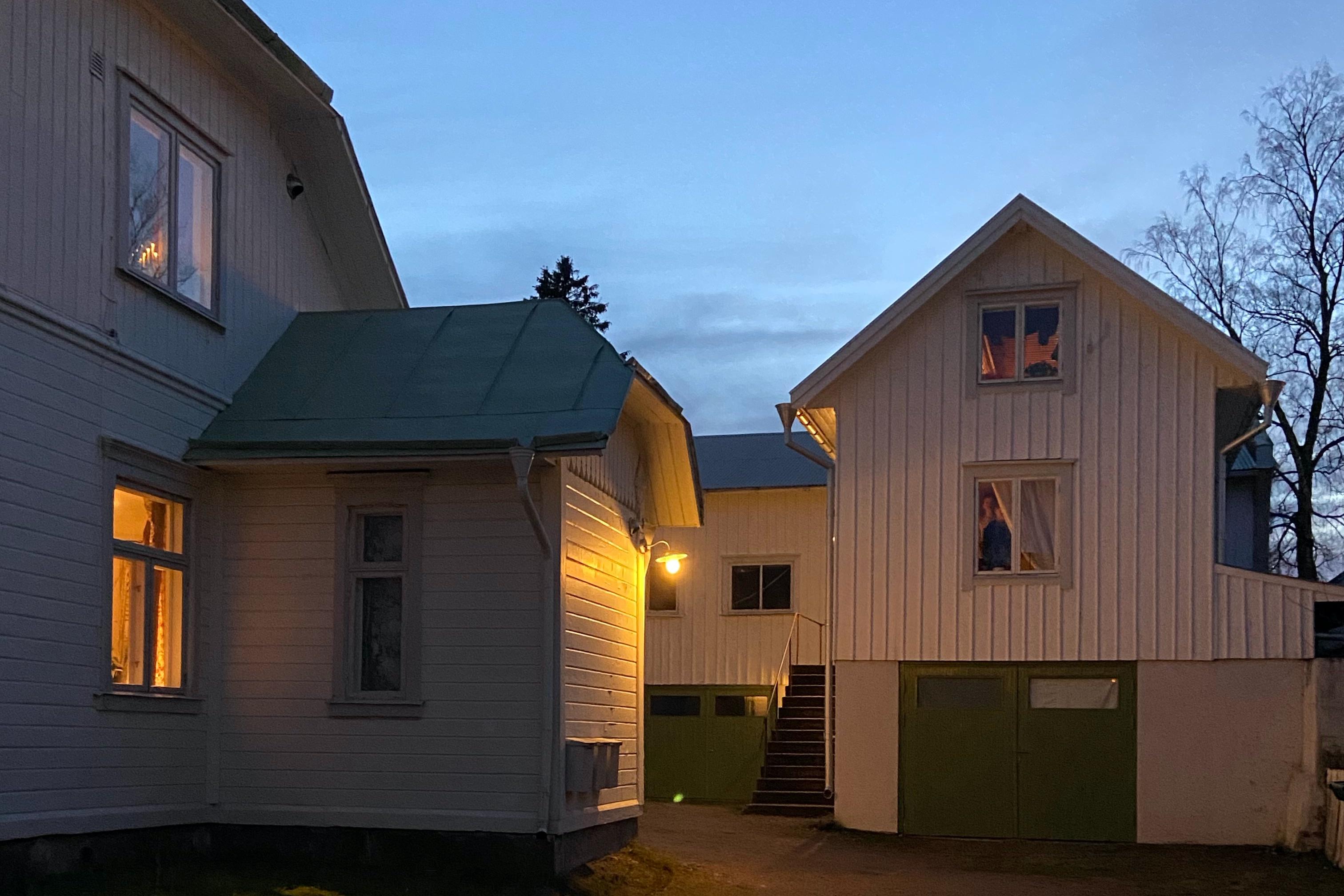 Grdshuset i den lilla byn Floby - Guest houses for Rent in