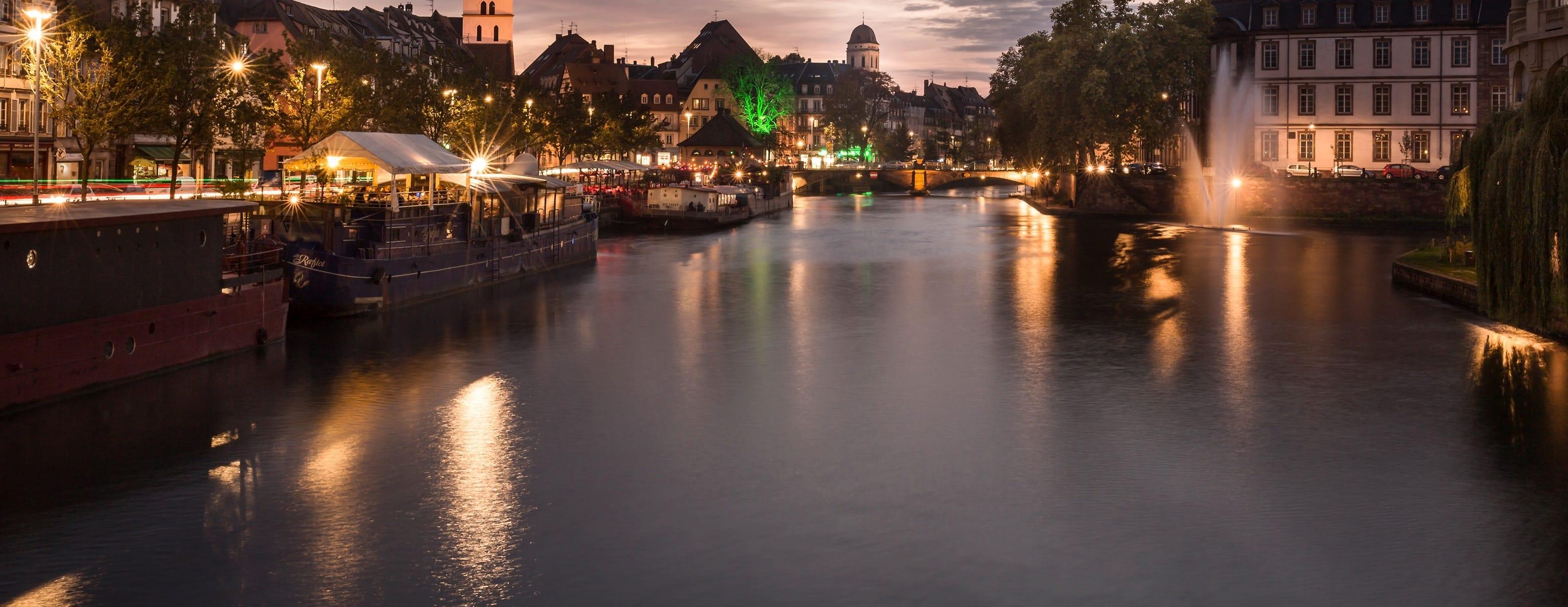 Alquileres vacacionales en Estrasburgo