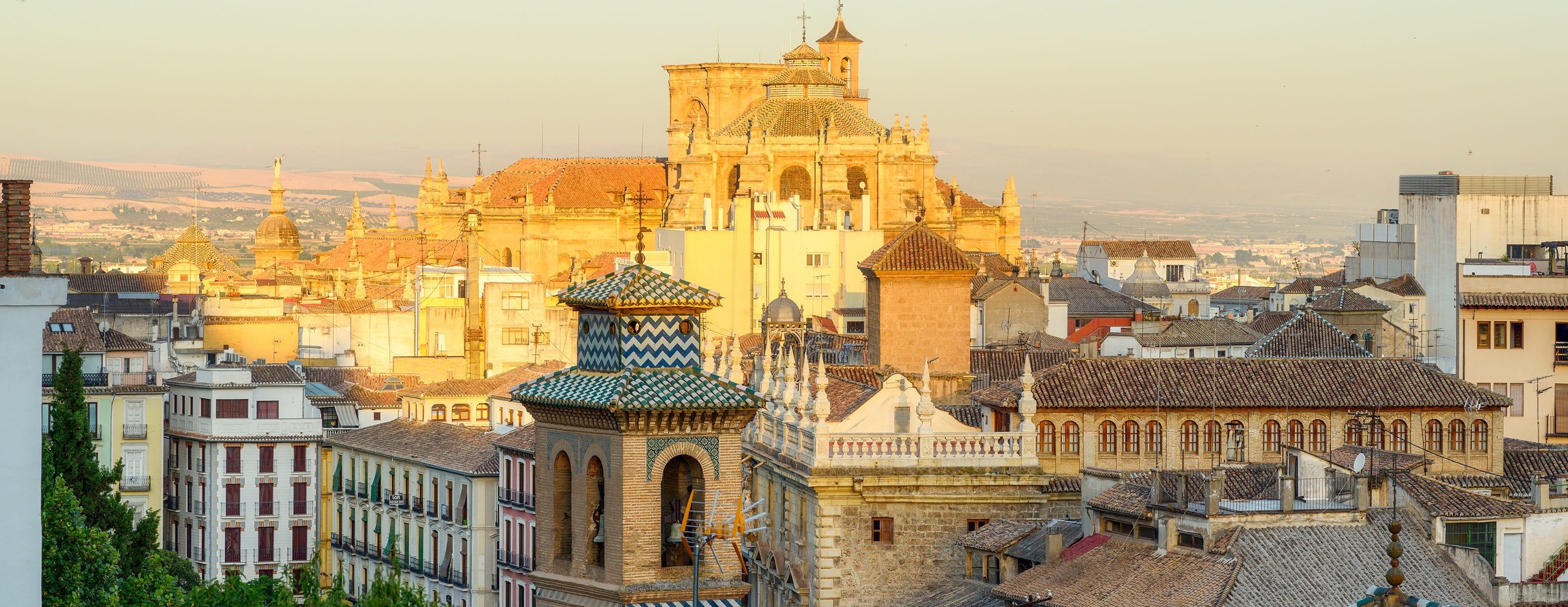 Vacation rentals in Granada