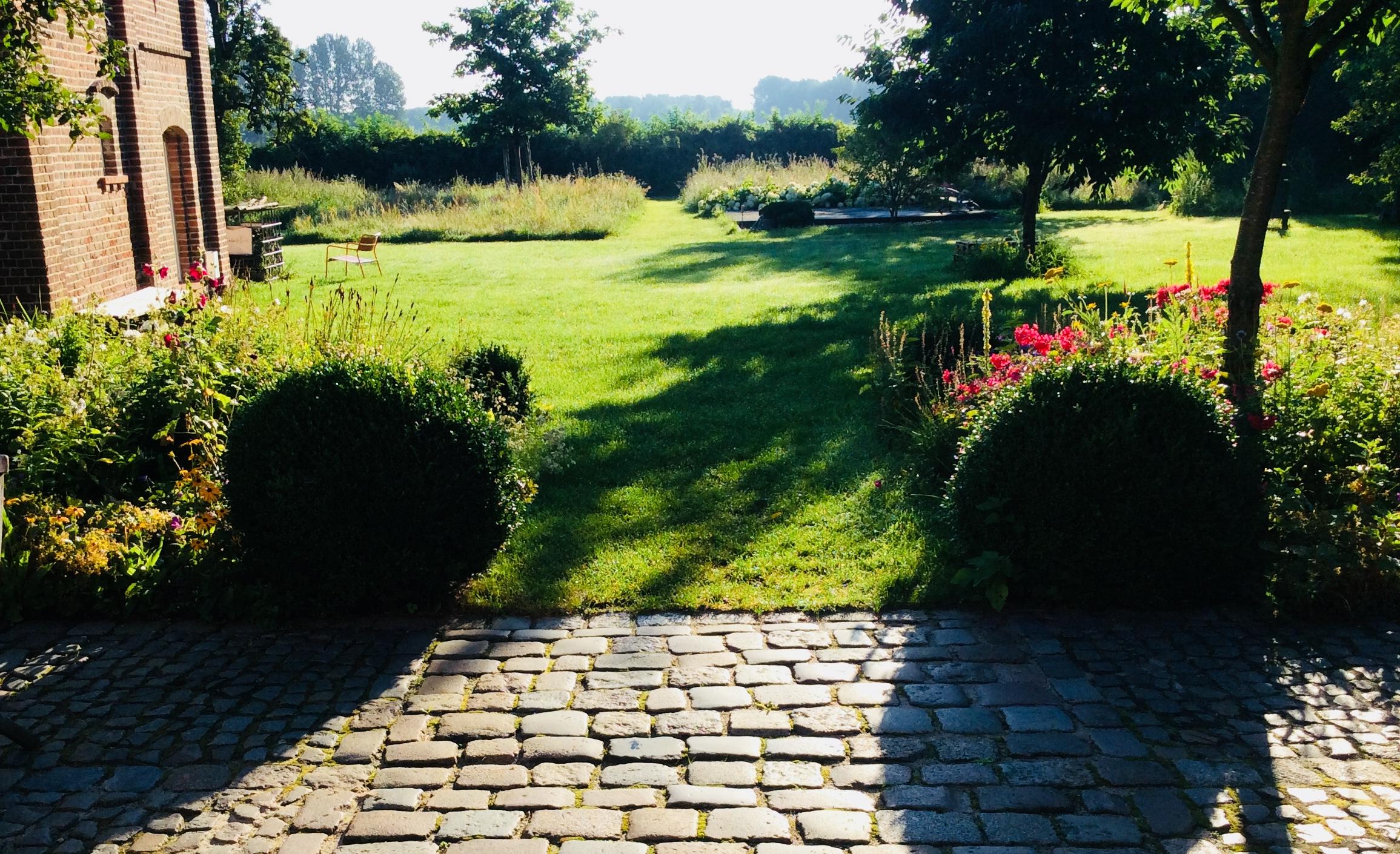 Ferienscheune in einem wunderschönen Garten - Guesthouses