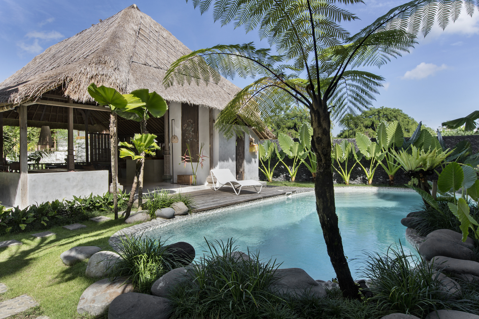 Architect Designed Studios Orchid 2 Apartments For Rent In Ubud Bali Indonesia