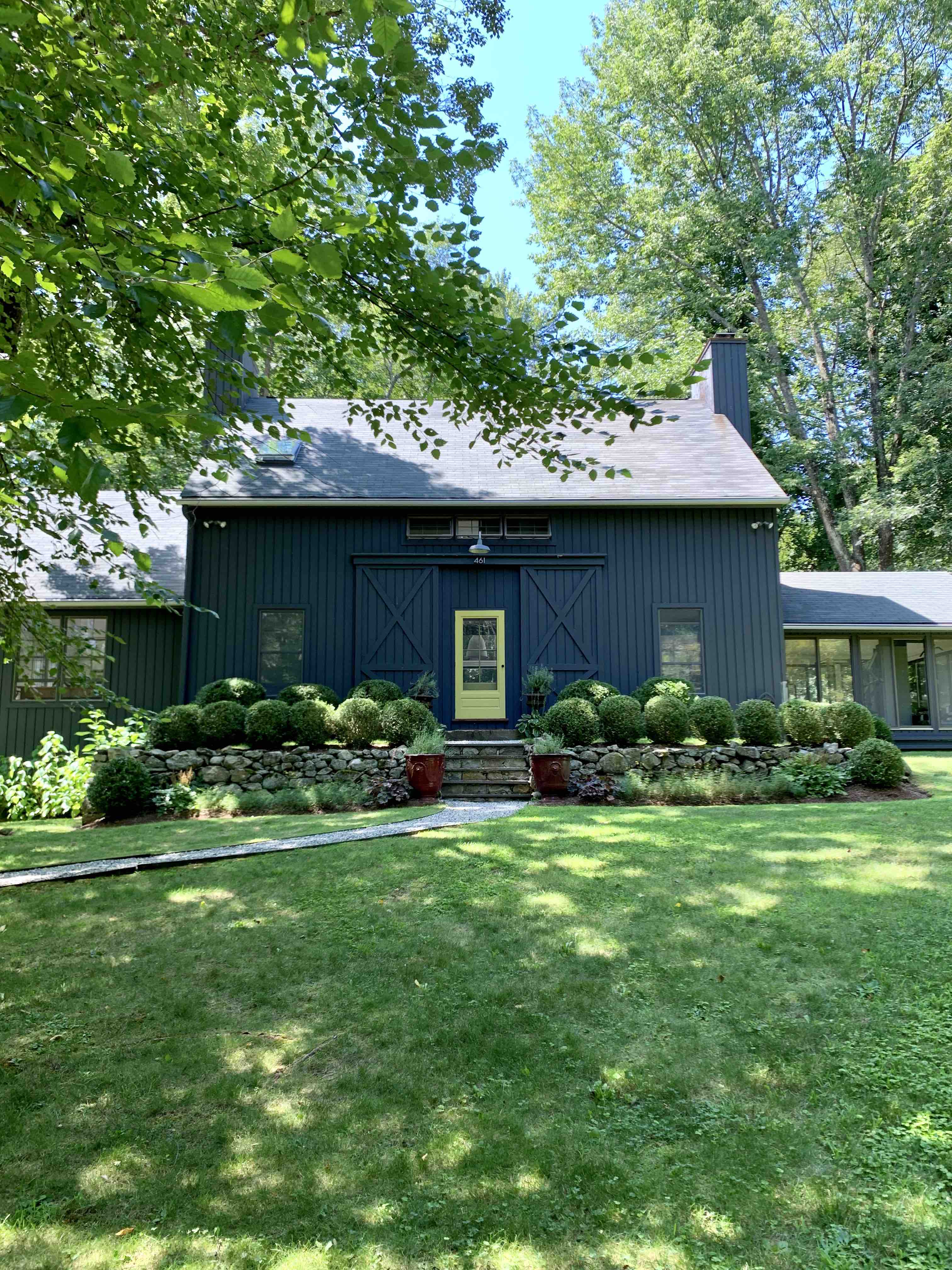 Quintessential Modern Farmhouse In Connecticut Houses For Rent In Redding Connecticut United States