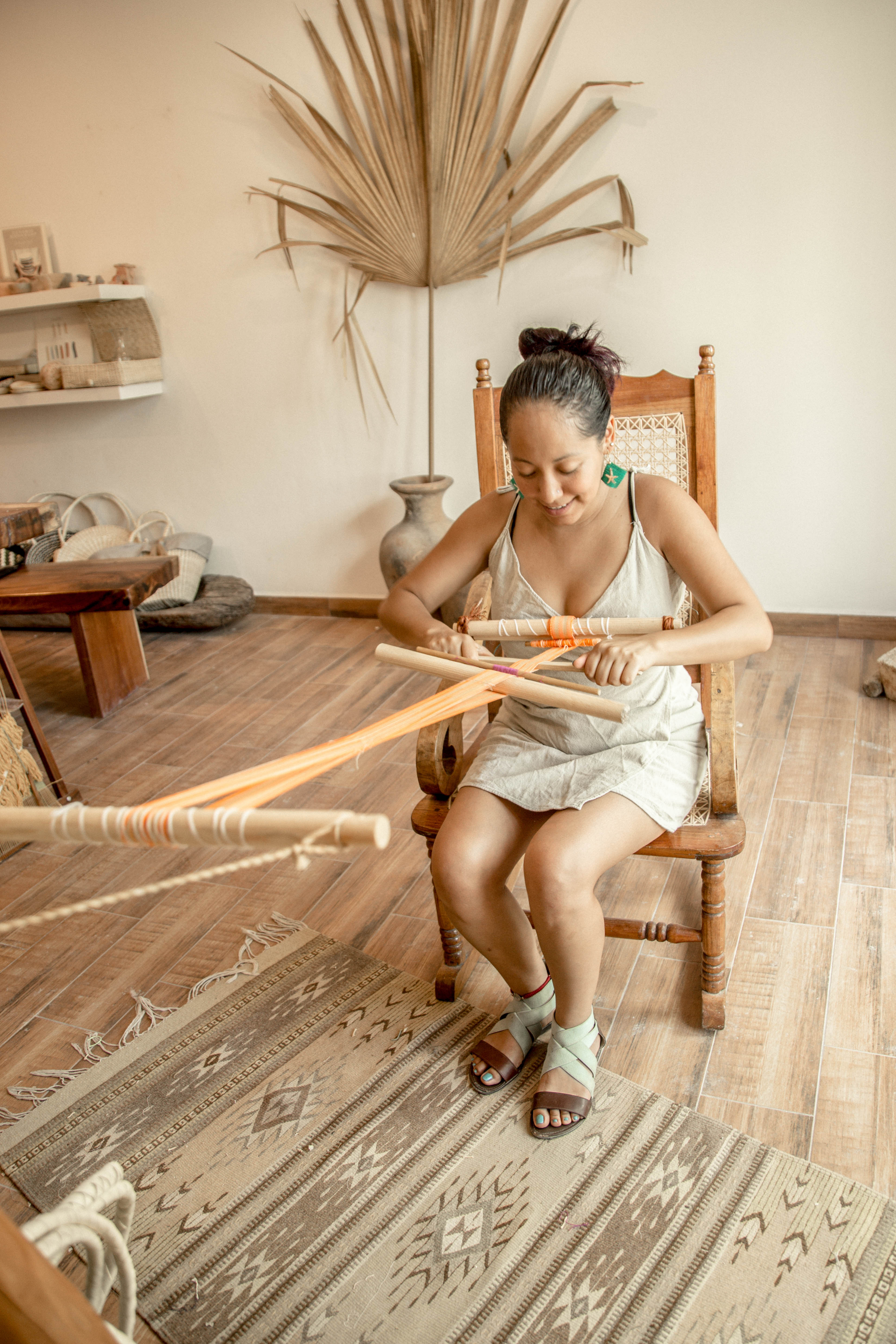 Traditional Weaving - Ancient Style