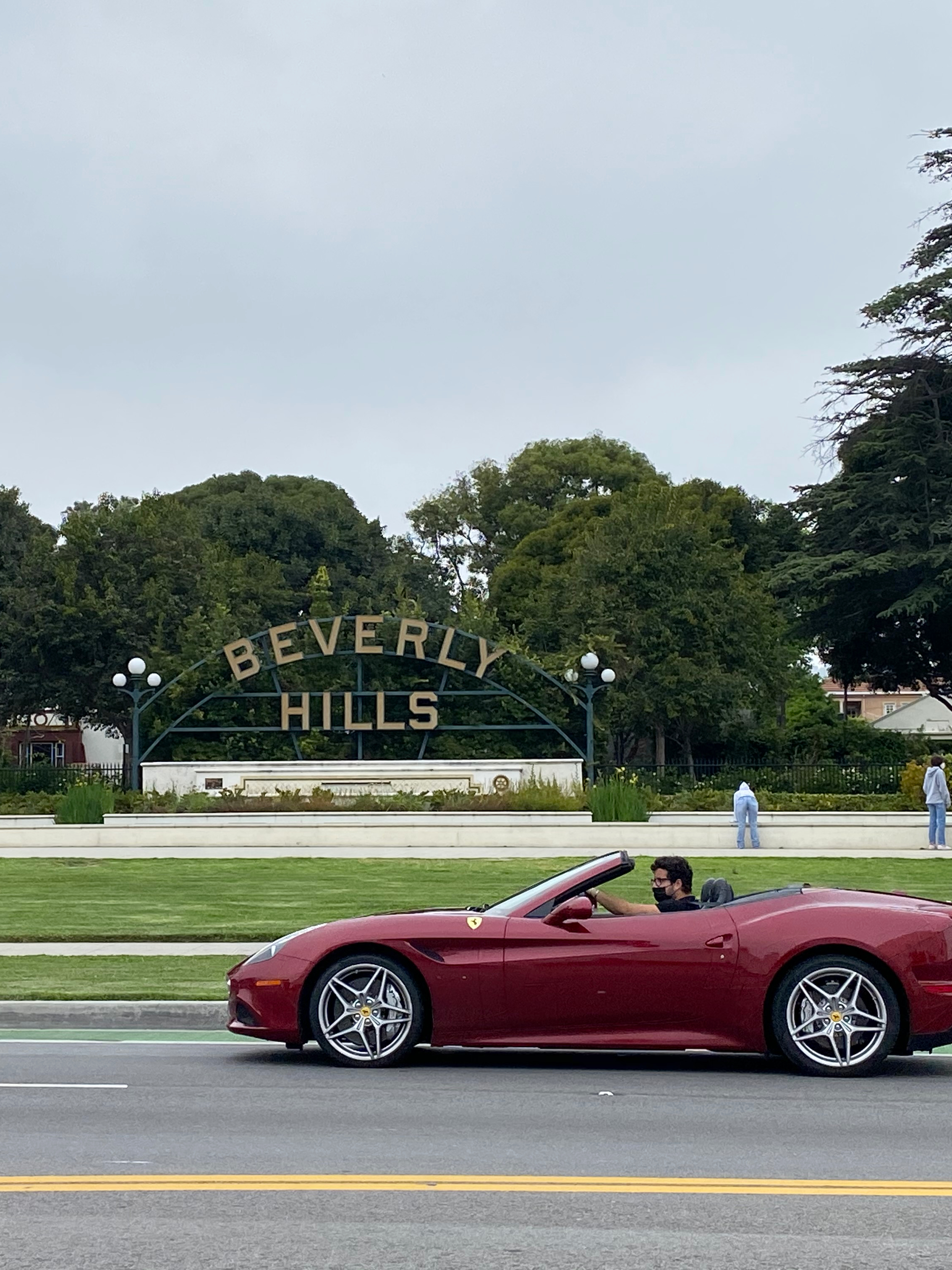 Drive A Ferrari From Hollywood To Sunset Airbnb