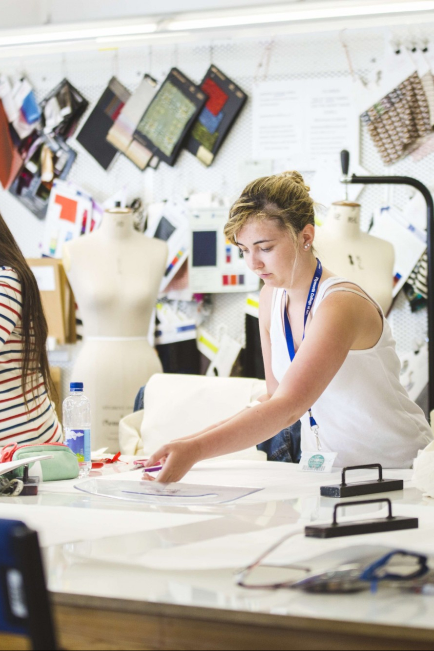 Learn How To Design A Fashion Collection