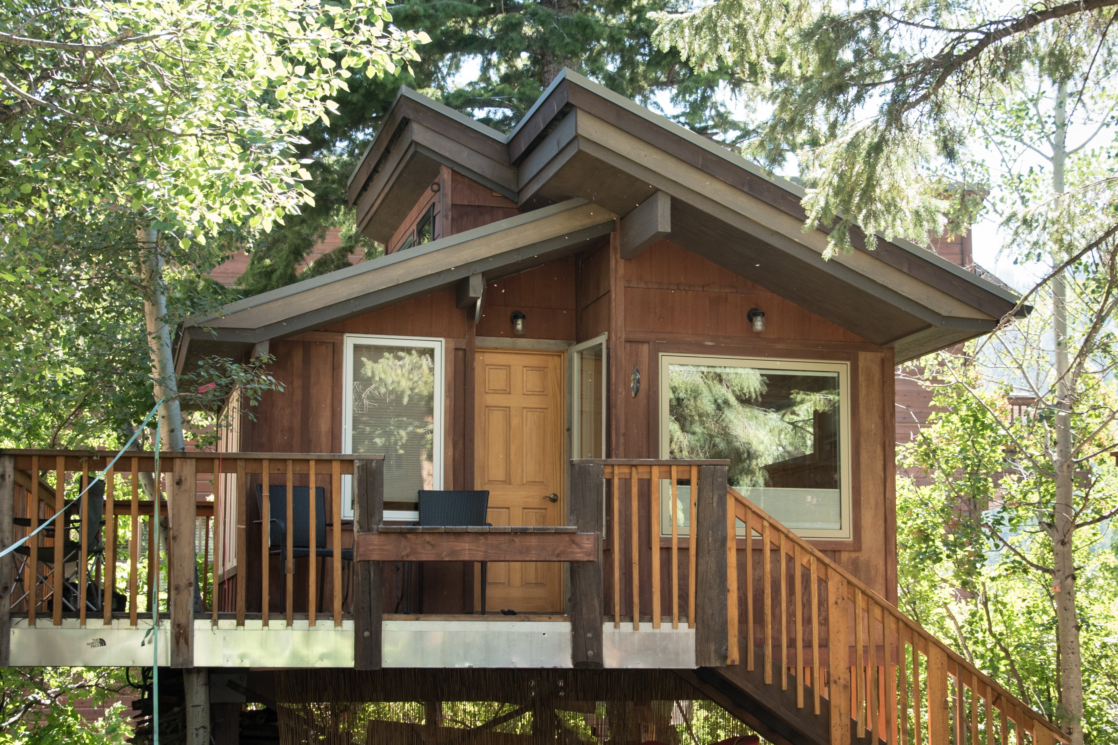 Picture of: Big Cozy Heated Tree House In Unbeatable Location Treehouses For Rent In Ketchum Idaho United States