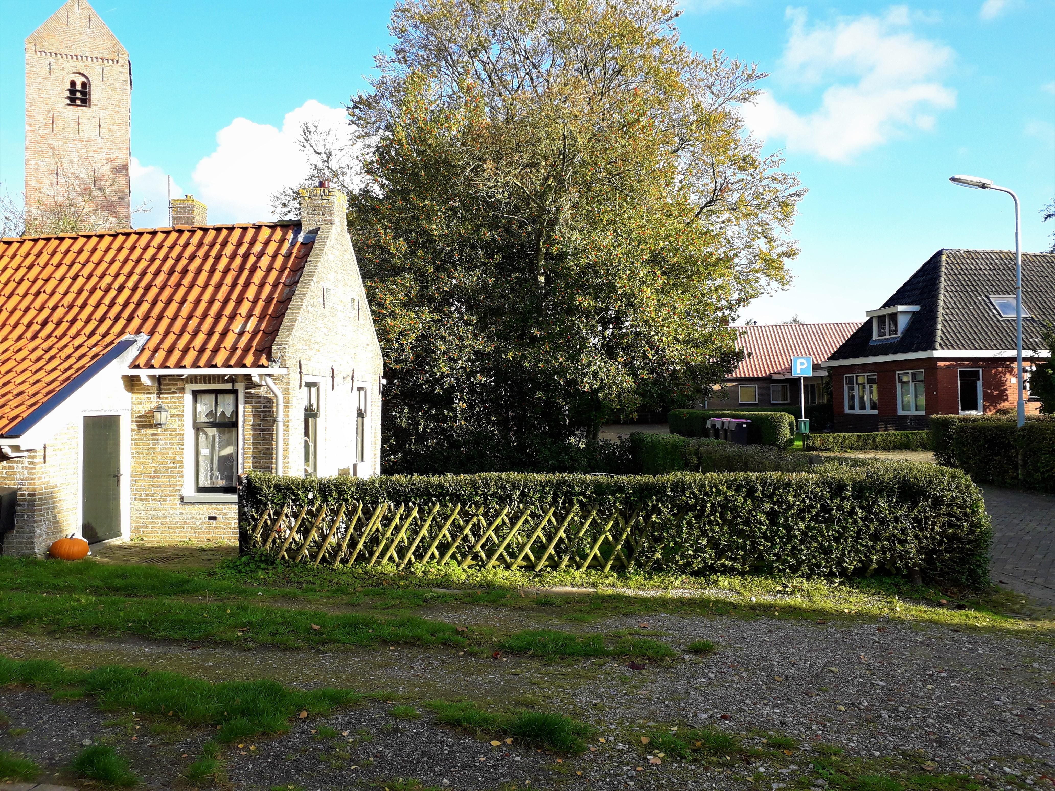 Nieuw Fries woudhuisje (2 pers) - Drogeham - Houses for Rent in Drogeham MW-02