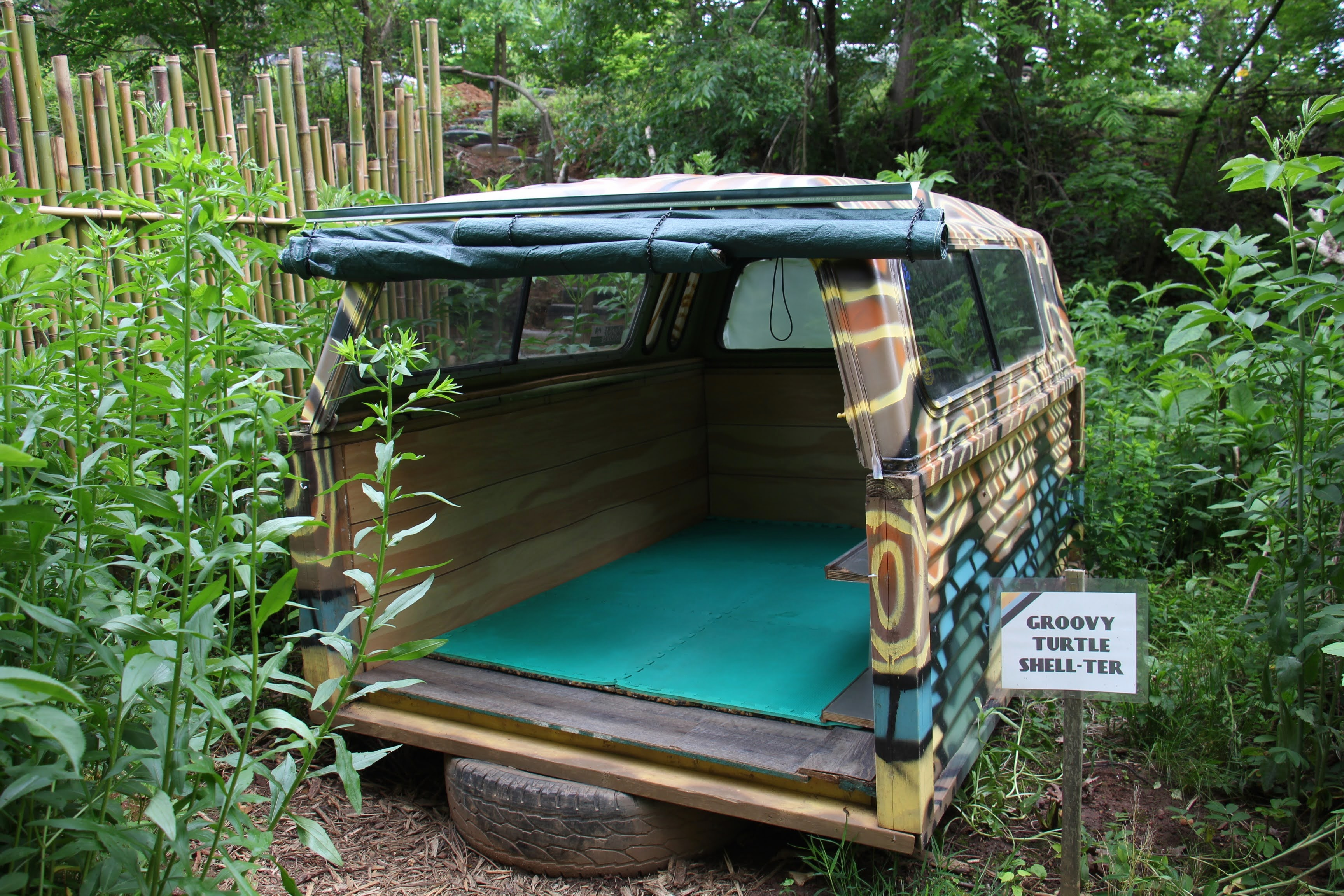 Groovy Turtle Shell Ter Huts For Rent In Asheville North Carolina United States