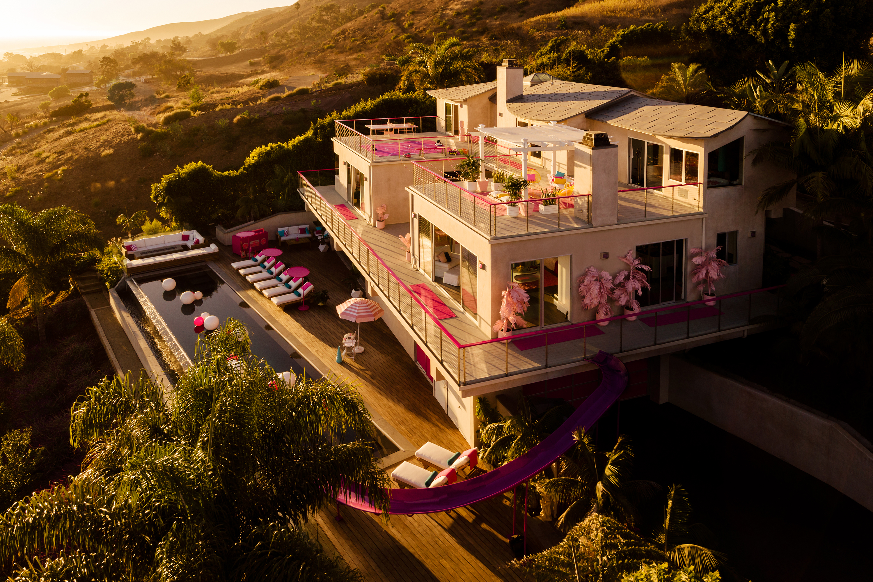 Welcome To The Barbie Malibu Dreamhouse Villas For Rent In