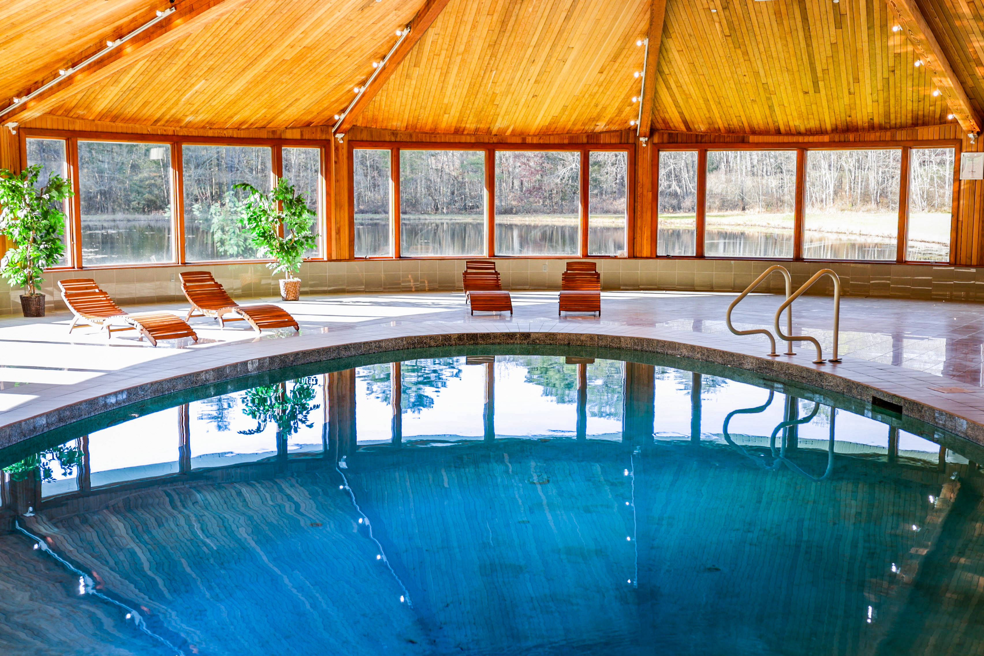 Private Indoor Pool Hot Tub Fishing Ponds 33 Acres Houses For Rent In Narrowsburg New York United States