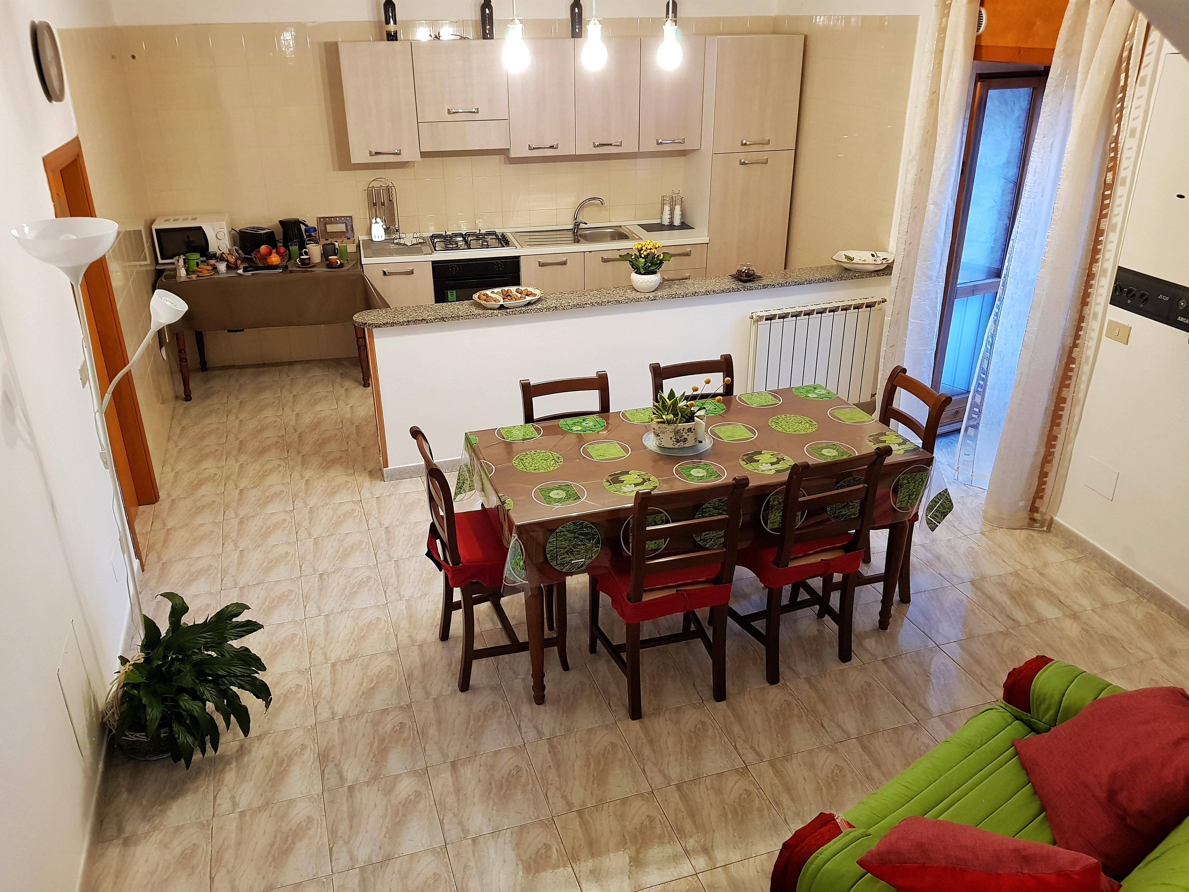 Chiudere Un Terrazzo In Muratura la cittadella apartment - houses for rent in contursi terme