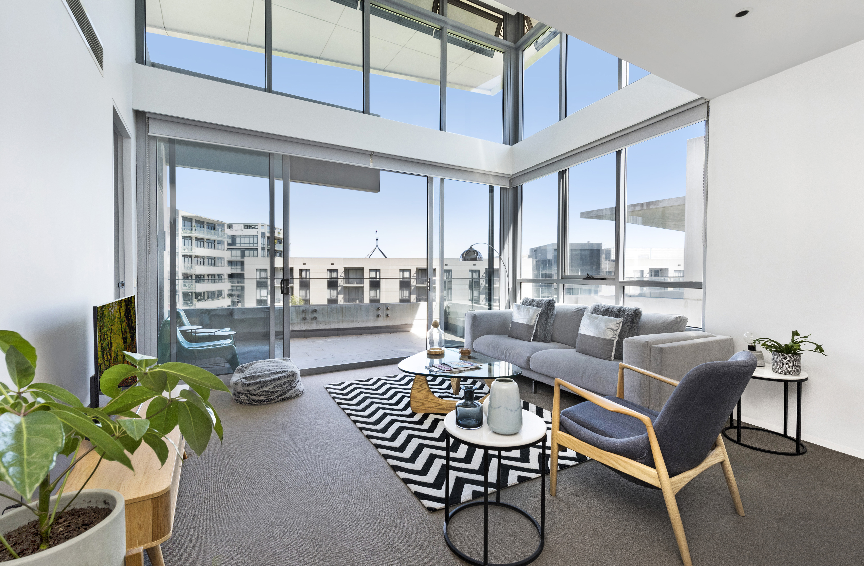 Penthouse Apartment In 5 Star Realm Precinct Apartments For Rent In Barton Australian Capital Territory Australia